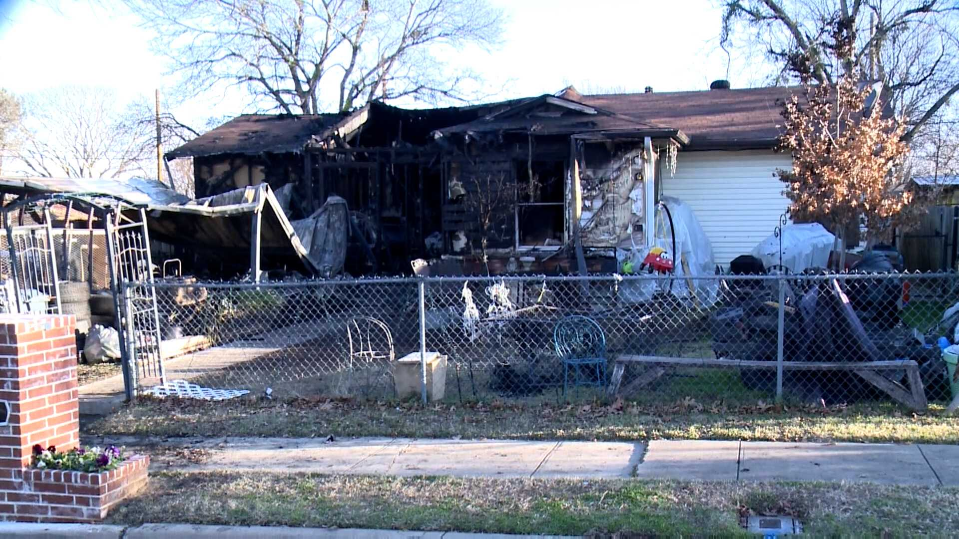 Texas teen saves her family when they lost sense of smell from Covid-19 and didn't realize house was on fire 1