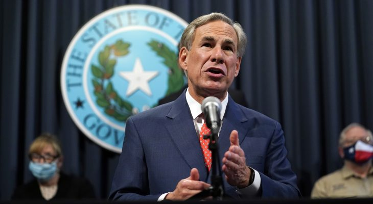Watch LIVE: Texas Gov. Abbott discusses latest on statewide virus vaccine rollout 8