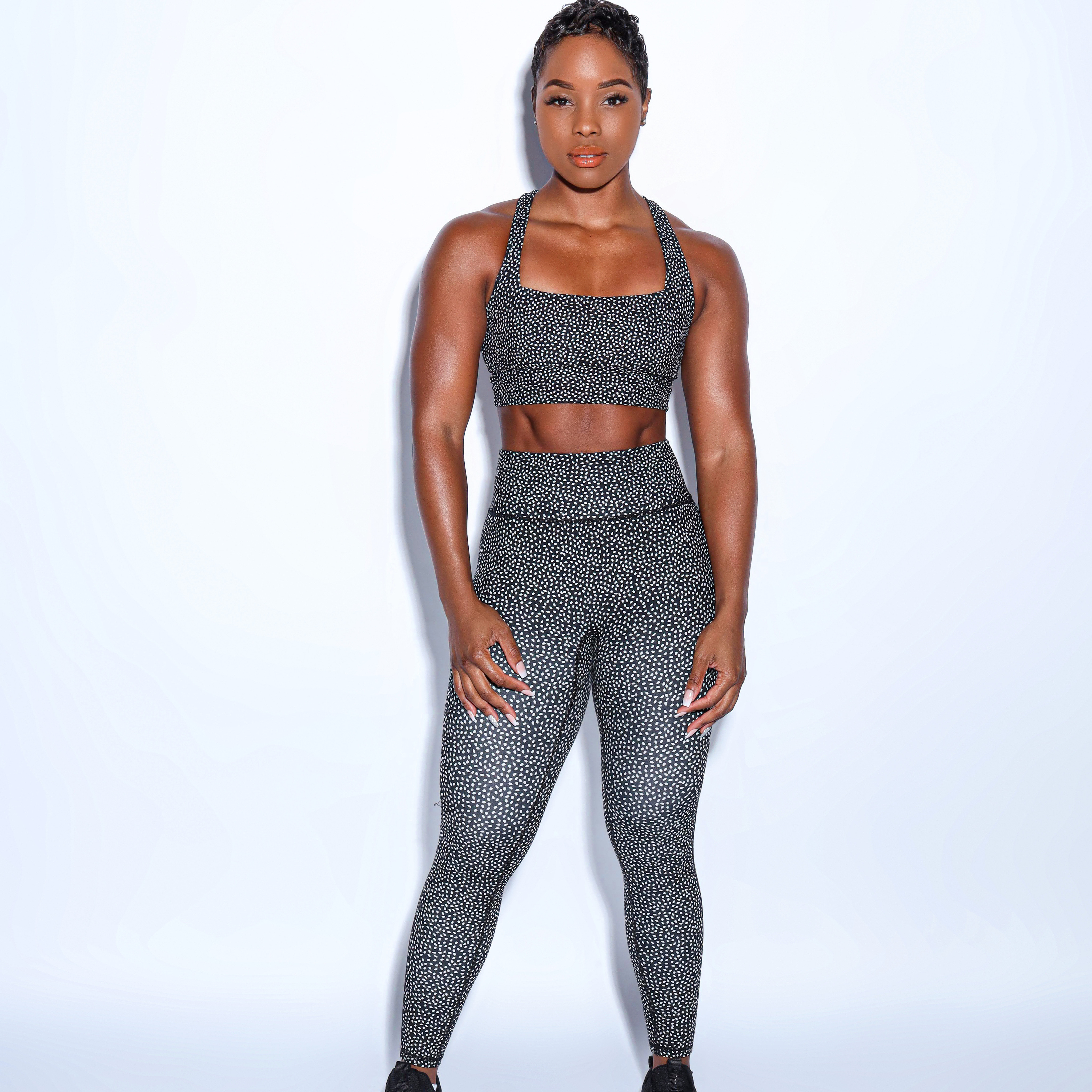 Raw Fitness and Destiny Monroe the Fitness Professional