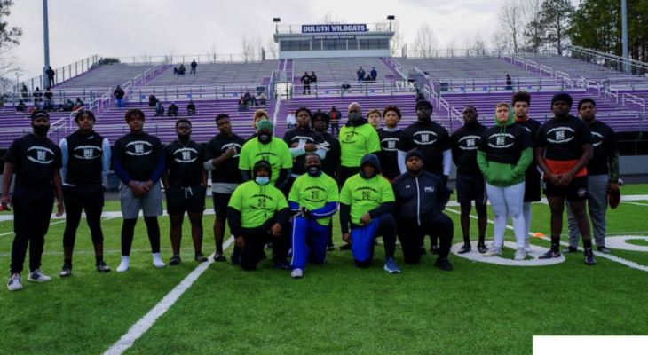 NCEC National College Evaluation Camp Reveals The Names Of Top Performers From The Atlanta FEB 14 Camp 13