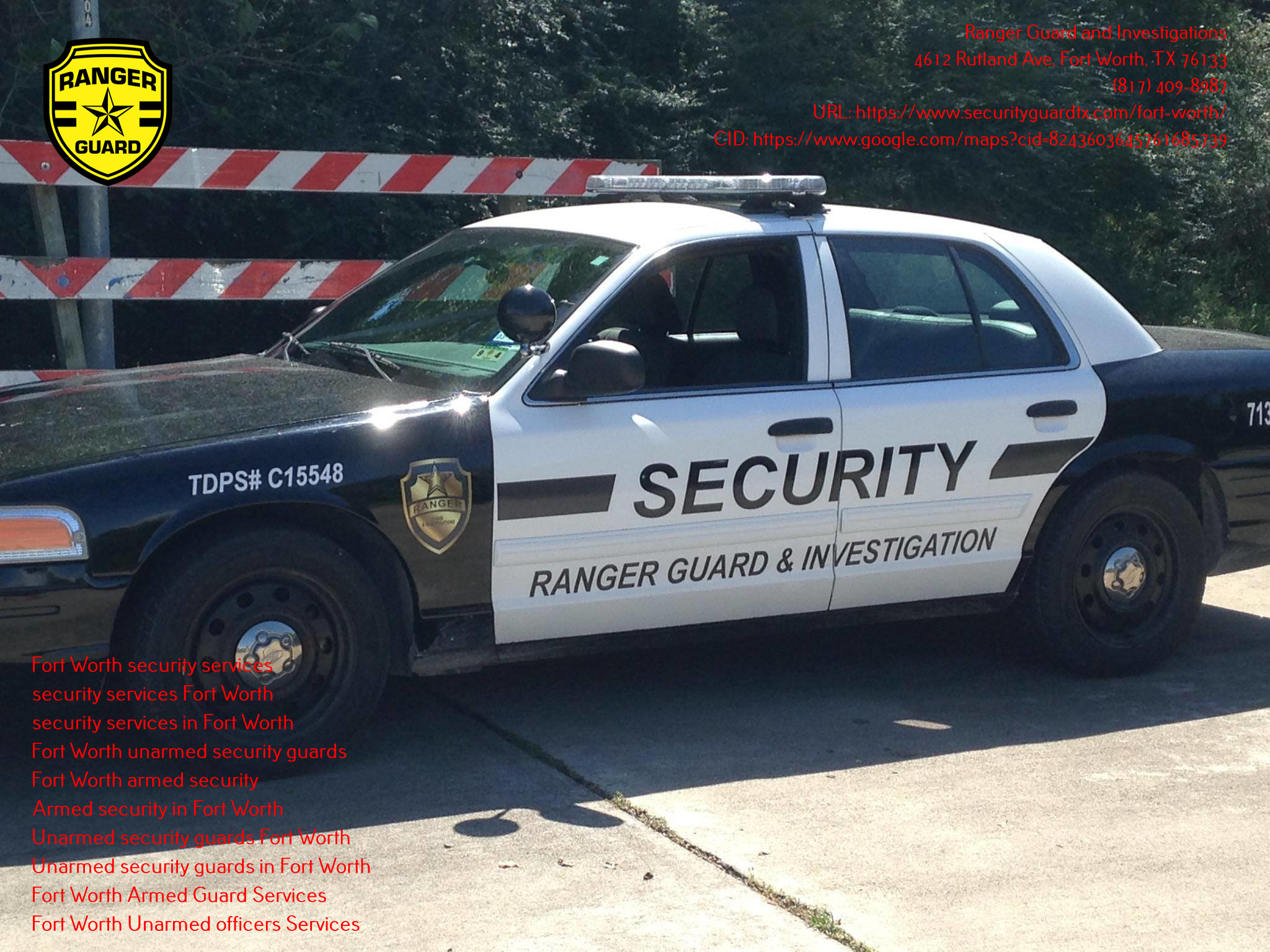 Ranger Guard and Investigations Announces Armed and Unarmed Security Services for Different Occasions 6