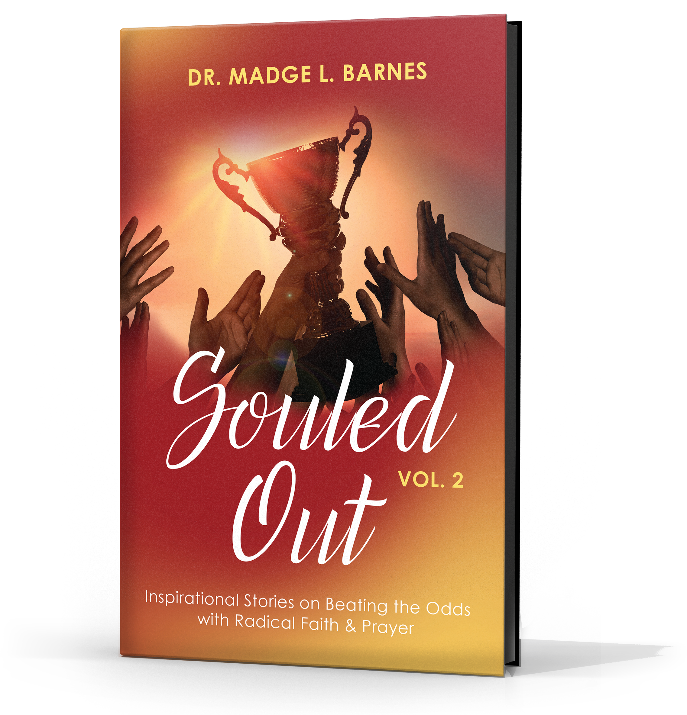 Bestselling Author Releases Faith-Based Anthology Tackling How to Process Grief During Troubling Times 6