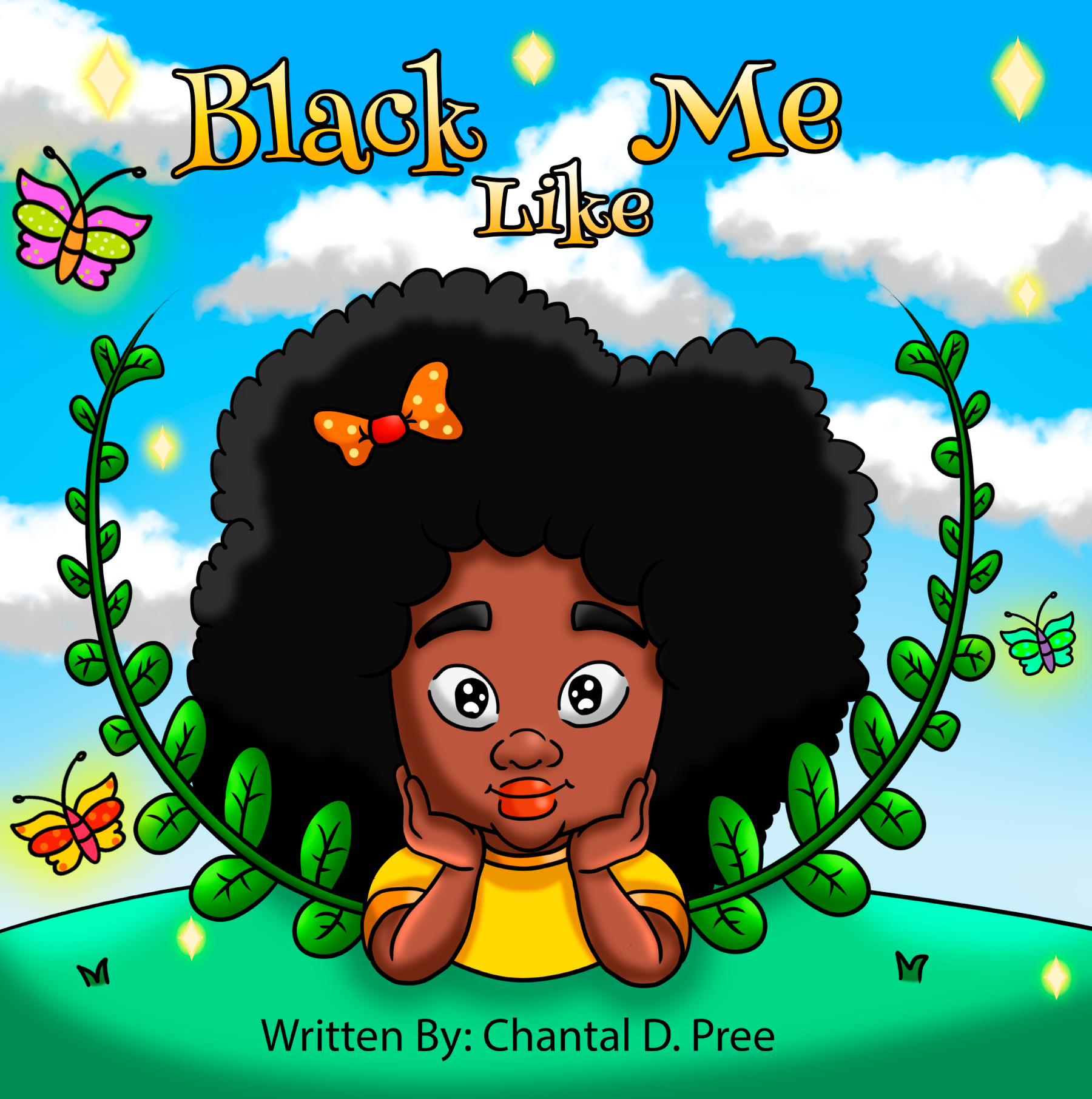 "Black Mom Soothes Minority Kids With New Book, ""Black Like Me"" 6"