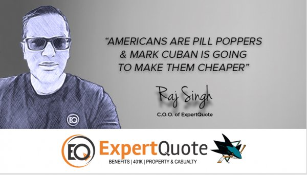 Americans Are Pill Poppers & Mark Cuban Is Going To Make Them Cheaper 4
