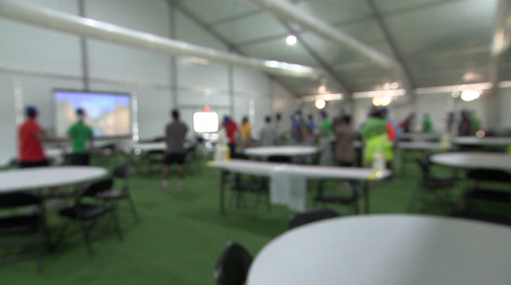 An inside look at an unaccompanied migrant children shelter in south Texas 6