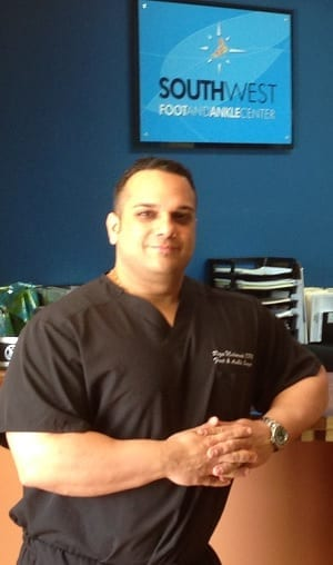 Southwest Foot and Ankle Center Opens Their New Podiatry Clinic In DeSoto, Texas 6
