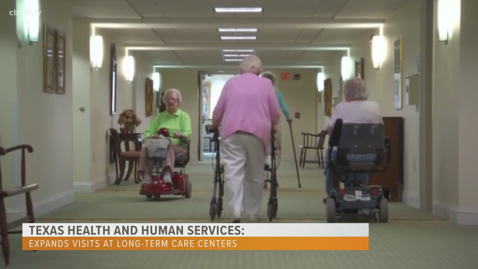 Texas Health and Human Services Commission expands visitation in nursing facilities and long-term care centers 6