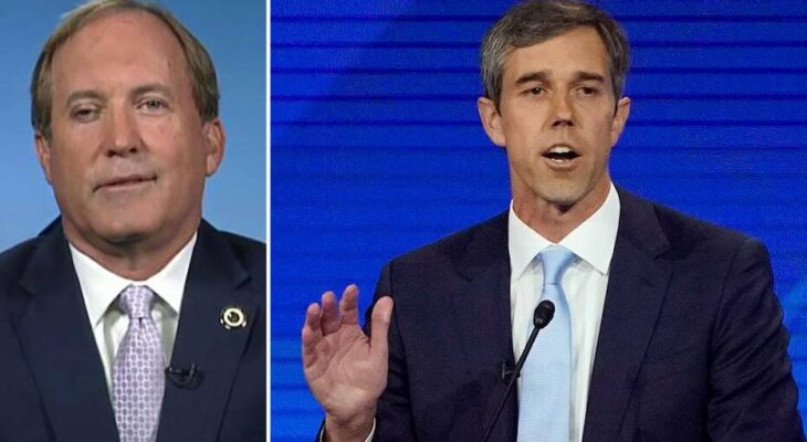 Beto blasts Texas AG after he issues 'Consumer Alert' on O'Rourke's PAC 11