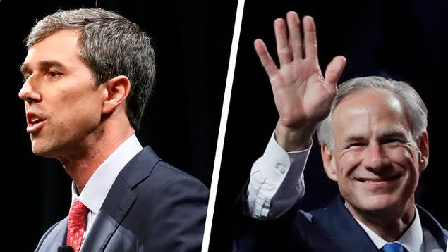 Beto O'Rourke says he has 'no plans' to run against Texas Gov. Abbott, but later clarifies he might in future 5