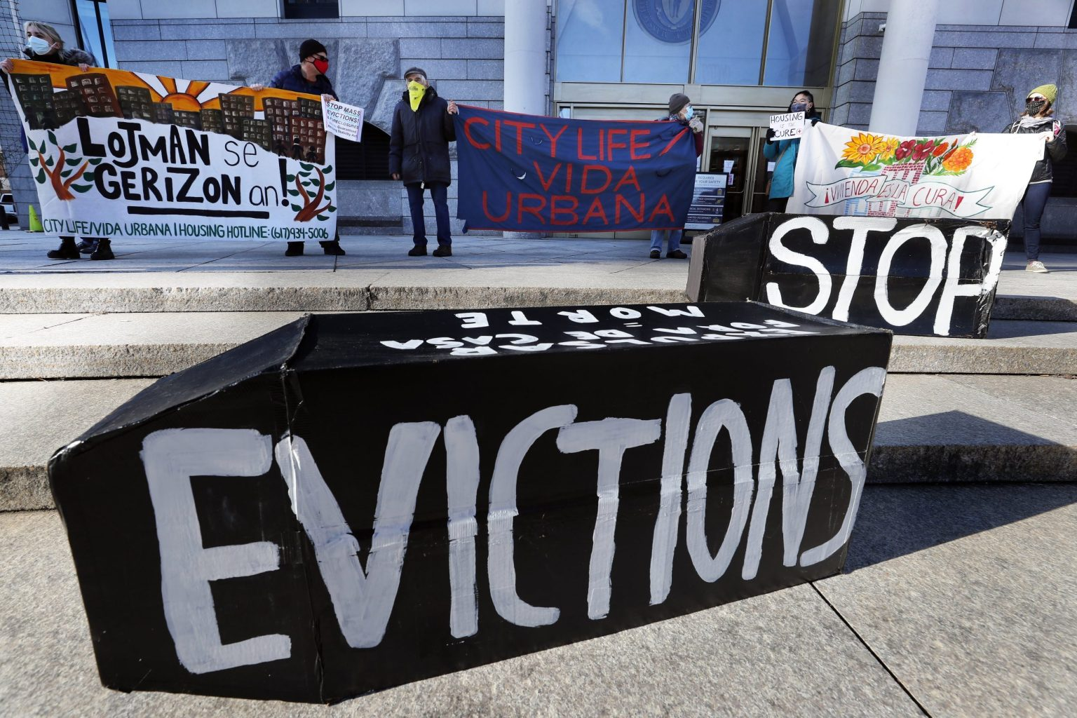Despite federal moratorium, more Texas renters face eviction as state protection lapses 6