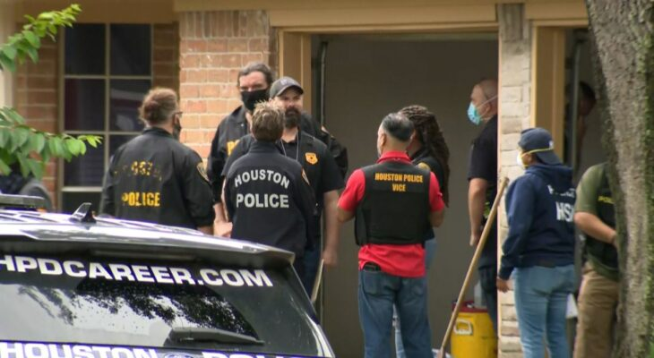 Feds launch human smuggling investigation after police find more than 90 people in Houston home 13