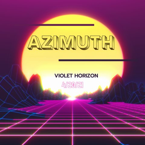"""Violet Horizon To Release New EP """"Azimuth"""" On April 20th 5"""