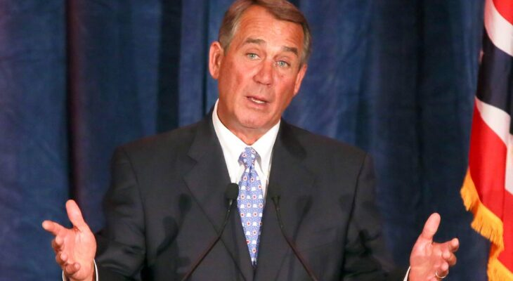 Former House Speaker John Boehner calls Texas Sen. Ted Cruz 'Lucifer in the flesh' 7