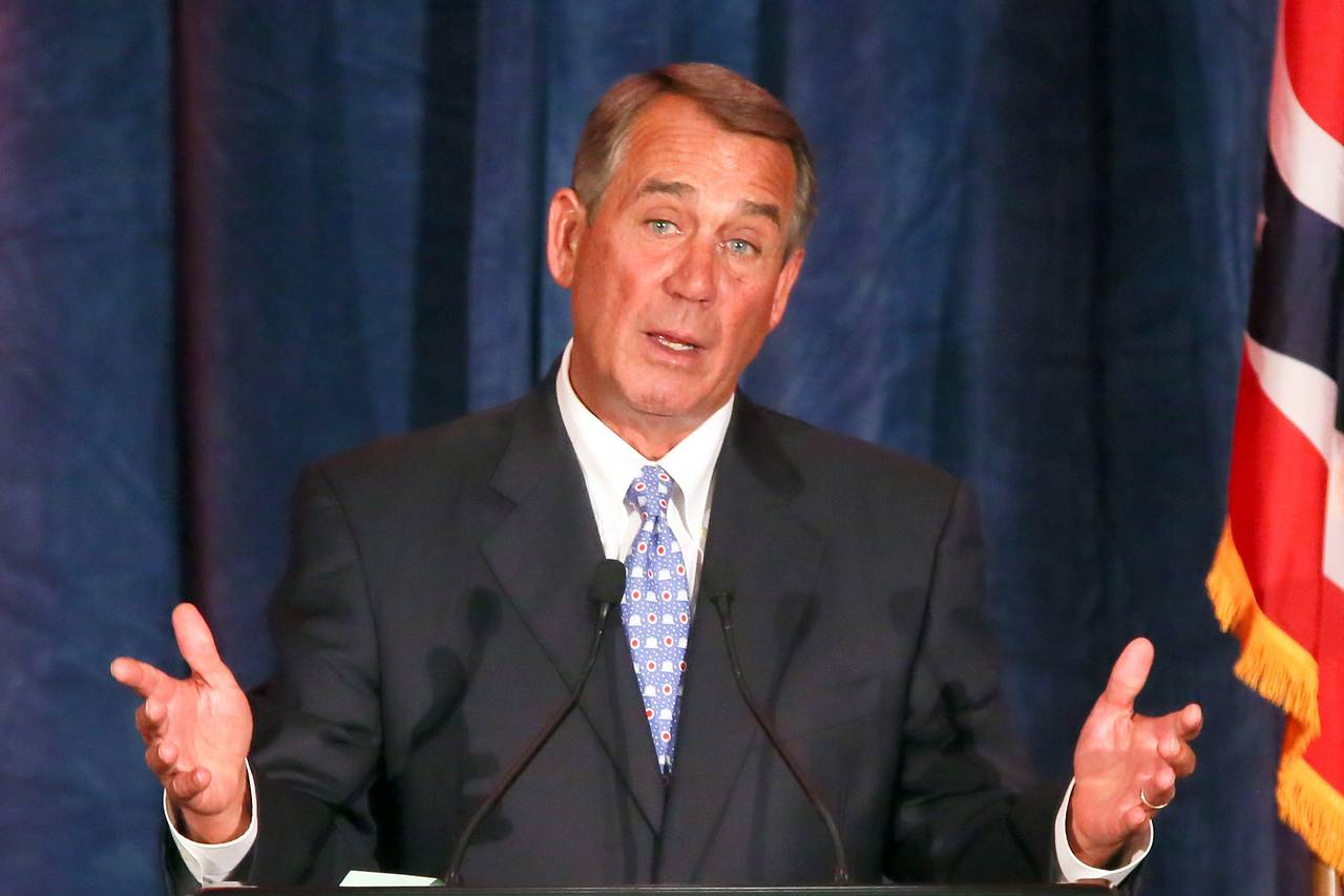 Former House Speaker John Boehner calls Texas Sen. Ted Cruz 'Lucifer in the flesh' 2