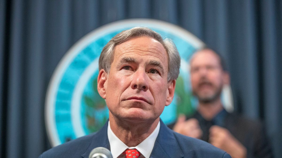 Gov. Greg Abbott declines to throw Texas Rangers 1st pitch, citing MLB's stance against Georgia voting law 6