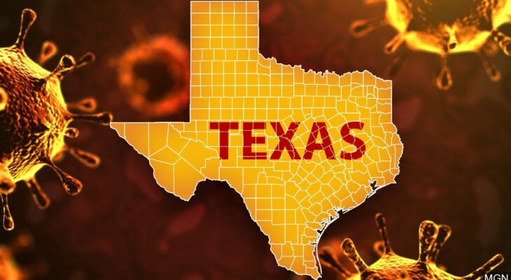 Texas Covid-19 deaths top 50K, but new cases drop as vaccinations rise 15