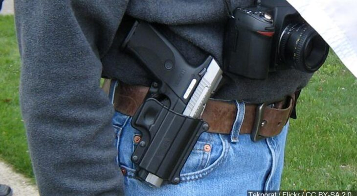 Texas pushes closer to dropping handgun license requirement; state senate now expected to vote on it 8