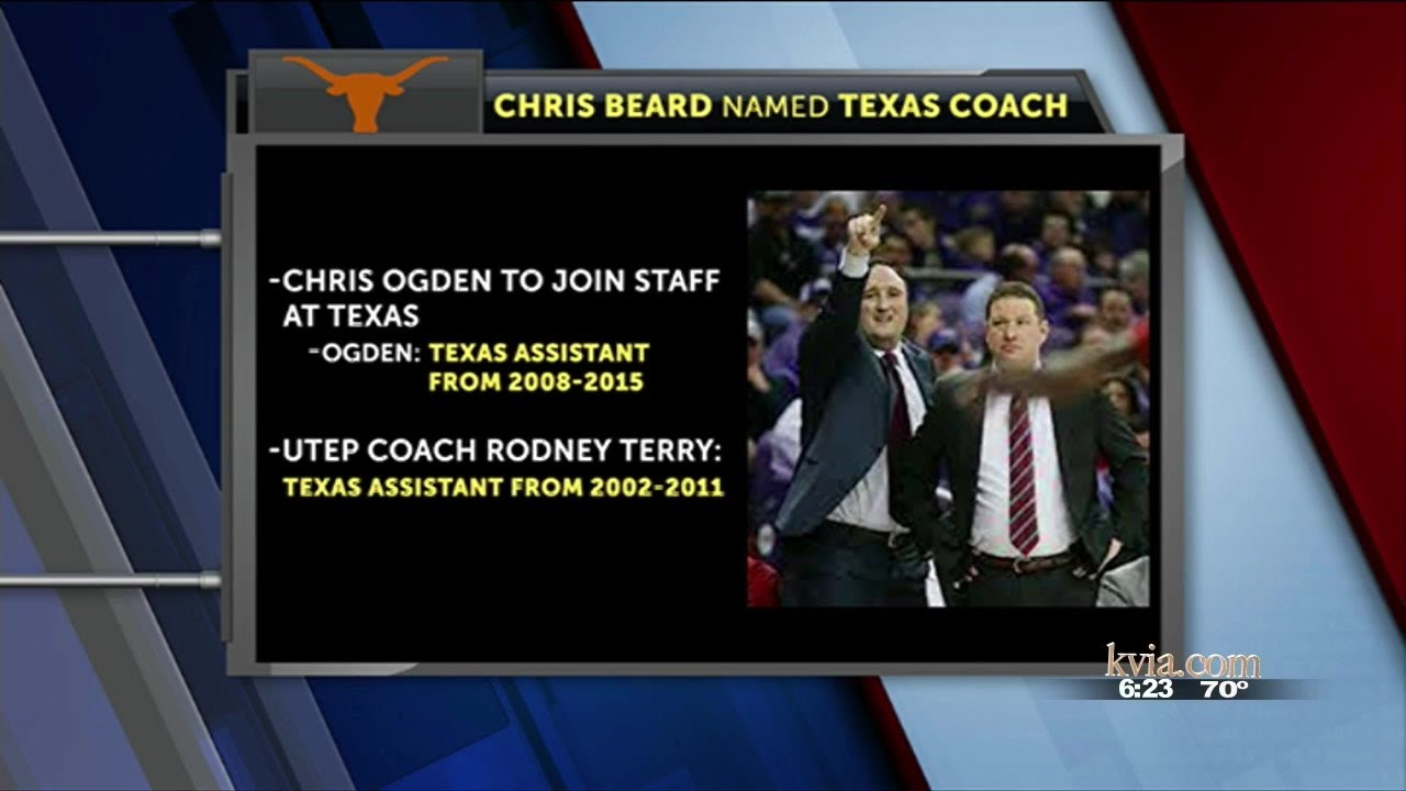 UTEP head basketball coach Rodney Terry rumored as candidate for Texas assistant job 5