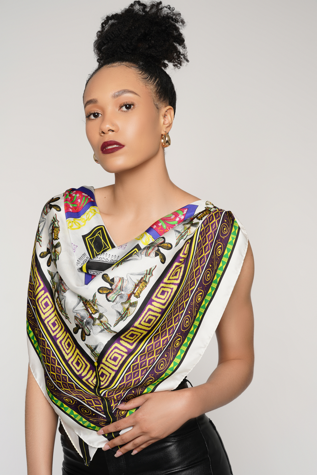 Silks Of Sheba Announces Physical Stores in South Africa and New York For Its African-inspired Scarf Designs 6