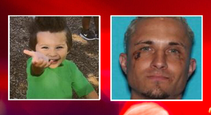 4-year-old at center of Texas Amber Alert believed to be in grave danger 19