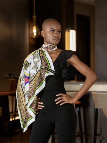 Silks Of Sheba Announces Physical Stores in South Africa and New York For Its African-inspired Scarf Designs 5