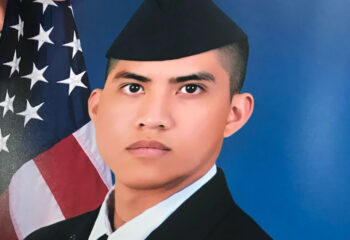 Family finds body of missing airman off Texas coast after Coast Guard suspends search 8