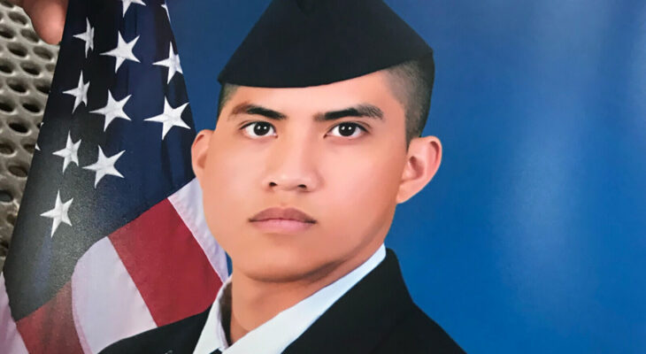 Family finds body of missing airman off Texas coast after Coast Guard suspends search 14