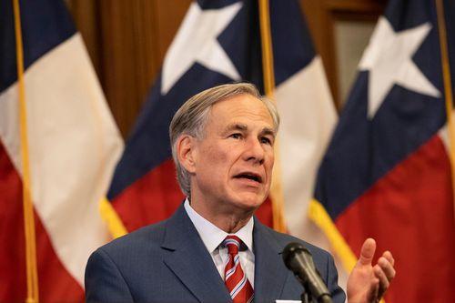 Governor Greg Abbott discusses border security in Fort Worth 6