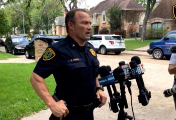 Houston police search for murder suspect out on bond who ran away with tiger 6