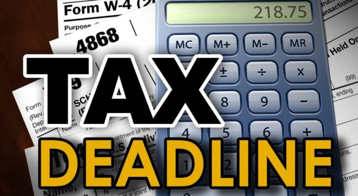 Monday's tax day – but Texans get until June; here's what you need to know about filing 7