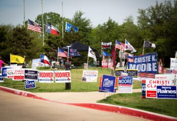 Republican Susan Wright advances to runoff election in Texas' 6th Congressional District 15
