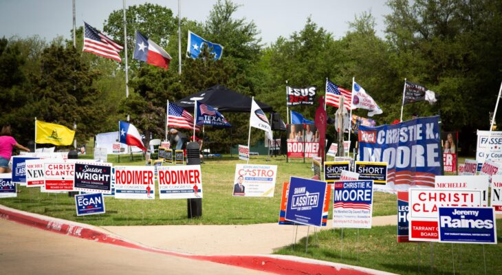 Republican Susan Wright advances to runoff election in Texas' 6th Congressional District 7