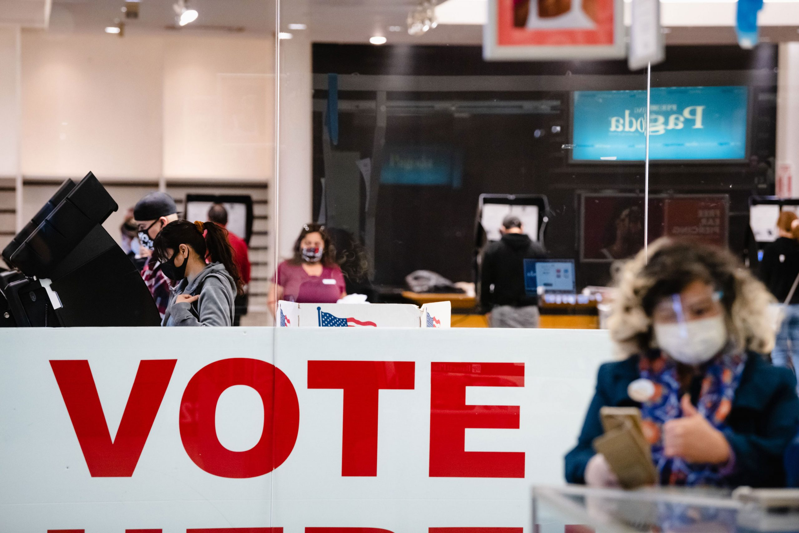 Texas lawmakers approve sweeping new voting rules in overnight vote 6