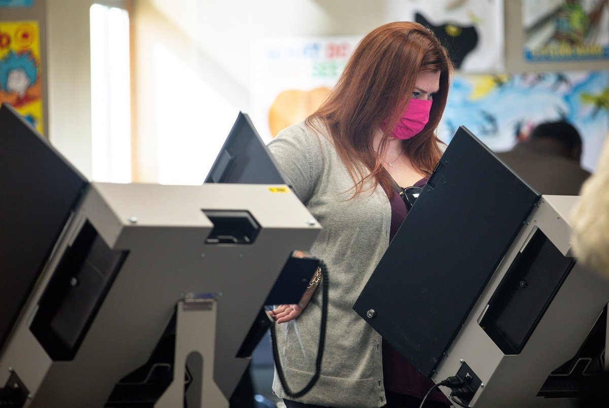 Texas lawmakers reach deal on sweeping voting restriction bill 6