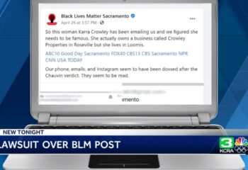 Texas woman suing Black Lives Matter for libel 9