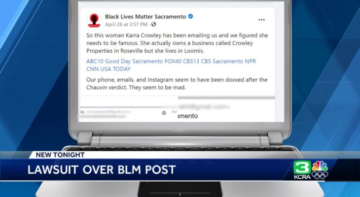 Texas woman suing Black Lives Matter for libel 15