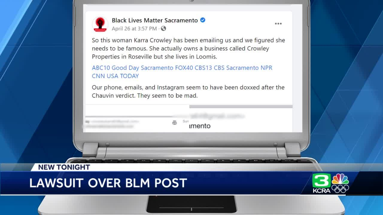 Texas woman suing Black Lives Matter for libel 6