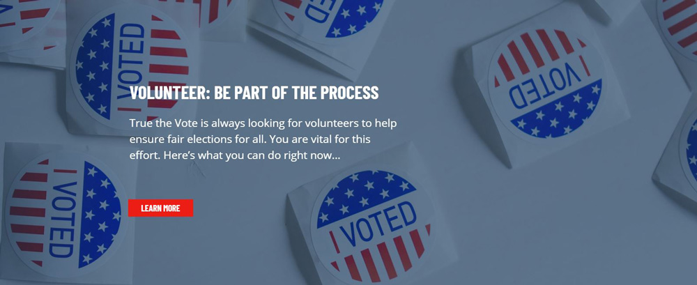 """""""Election Integrity"""" or Voter Intimidation? 9"""