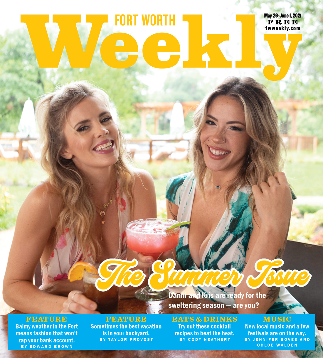 Welcome to the Summer Issue 2021 6