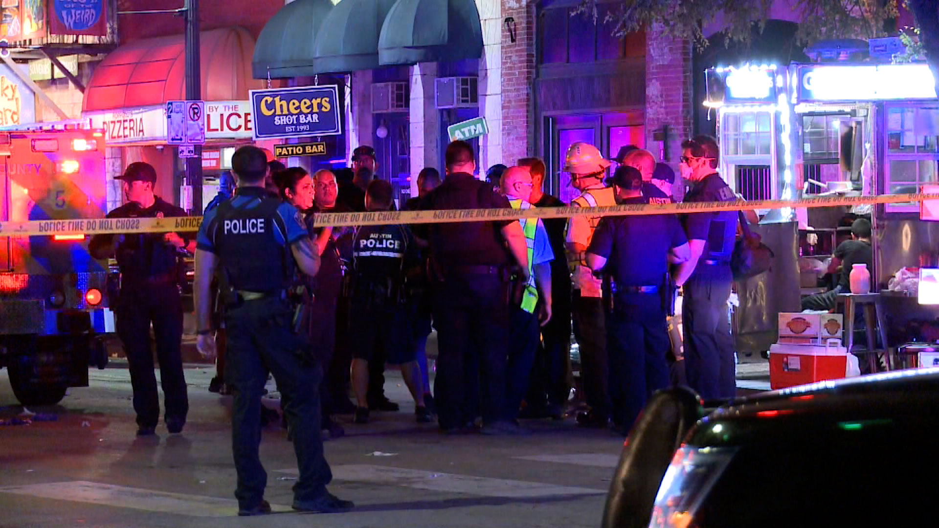 1 of 14 victims hurt in Austin mass shooting dies 6