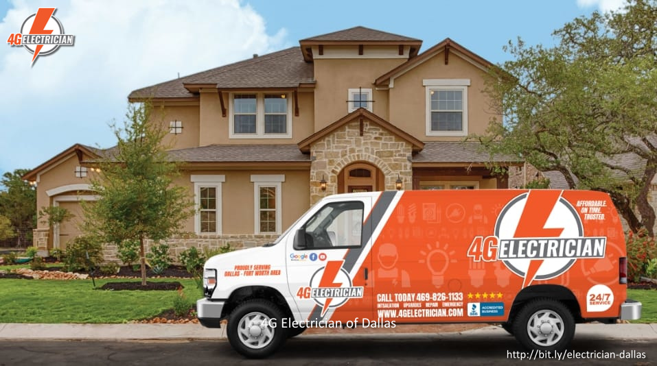 4G Electrician of Dallas Highlights Some Emergency Electrical Issues That Needs Immediate Repair 6