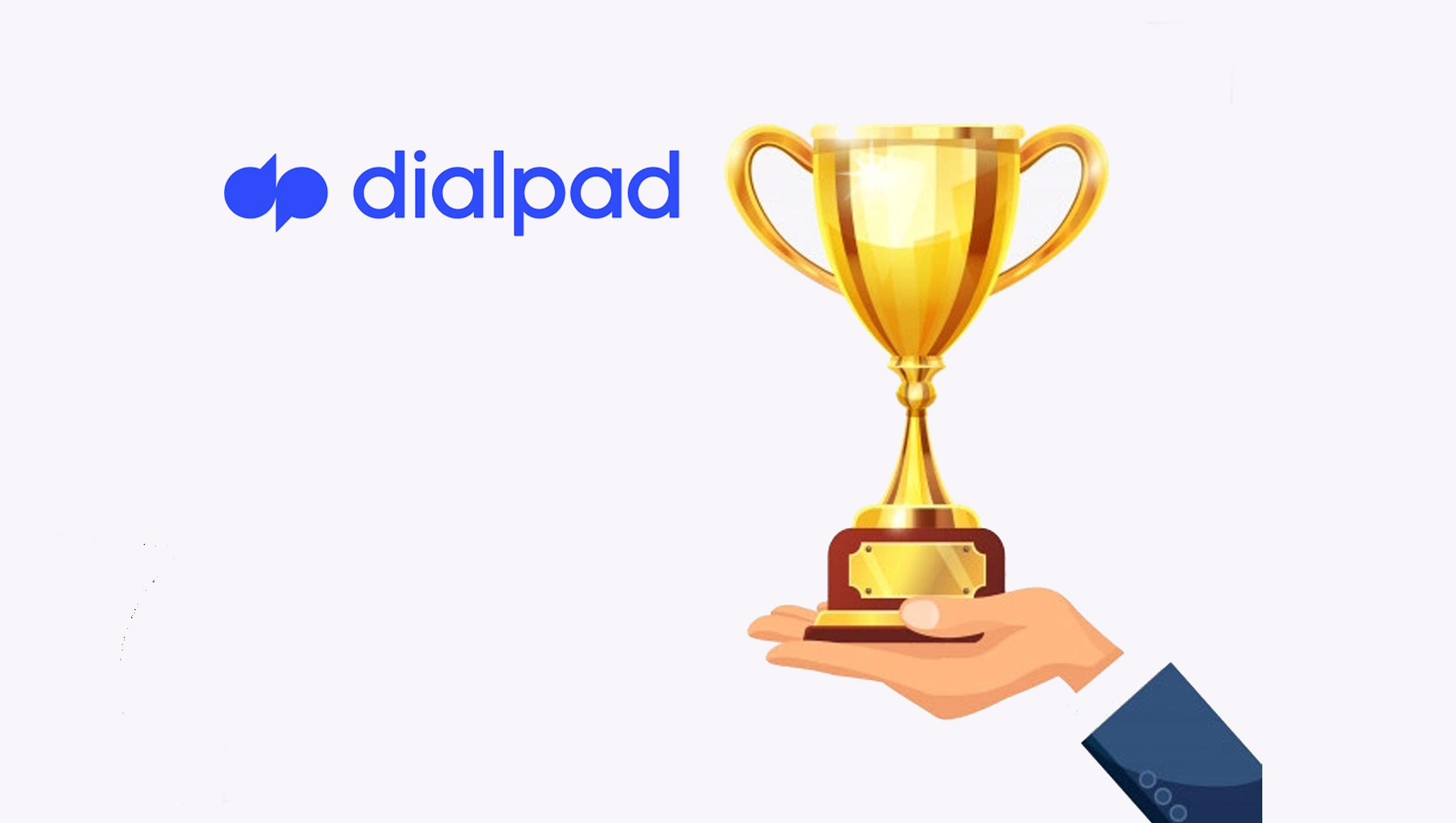 Dialpad Wins 2021 TMCnet Teleworking Solutions Excellence Award 6