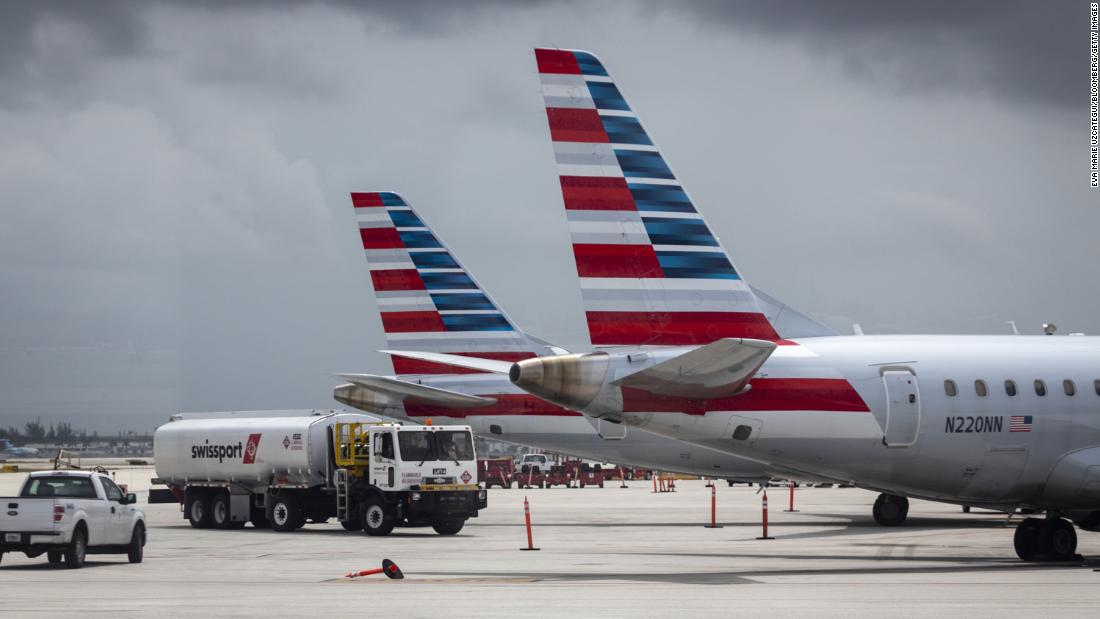 American Airlines canceling hundreds of flights through mid-July due to labor shortages 6