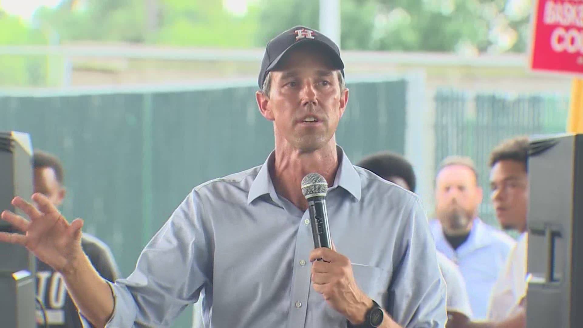 Beto O'Rourke tours Texas again to rally action on voting rights 6