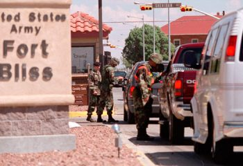 Fort Hood, Fort Bliss lead all Army posts in risk of sexual assault 12