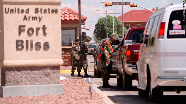 Fort Hood, Fort Bliss lead all Army posts in risk of sexual assault 6
