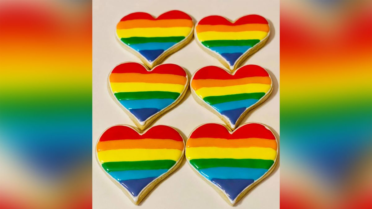 Texas bakery lost customers after selling rainbow Pride cookies; thanks to supporters, it has sold out of cookies every day since 6