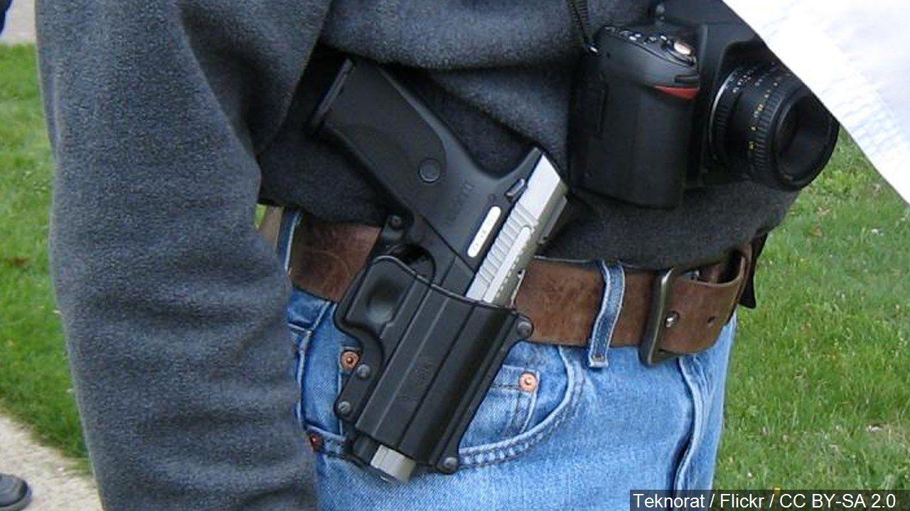 Texas 'constitutional gun carry' signed into law, will start Sept. 1 6