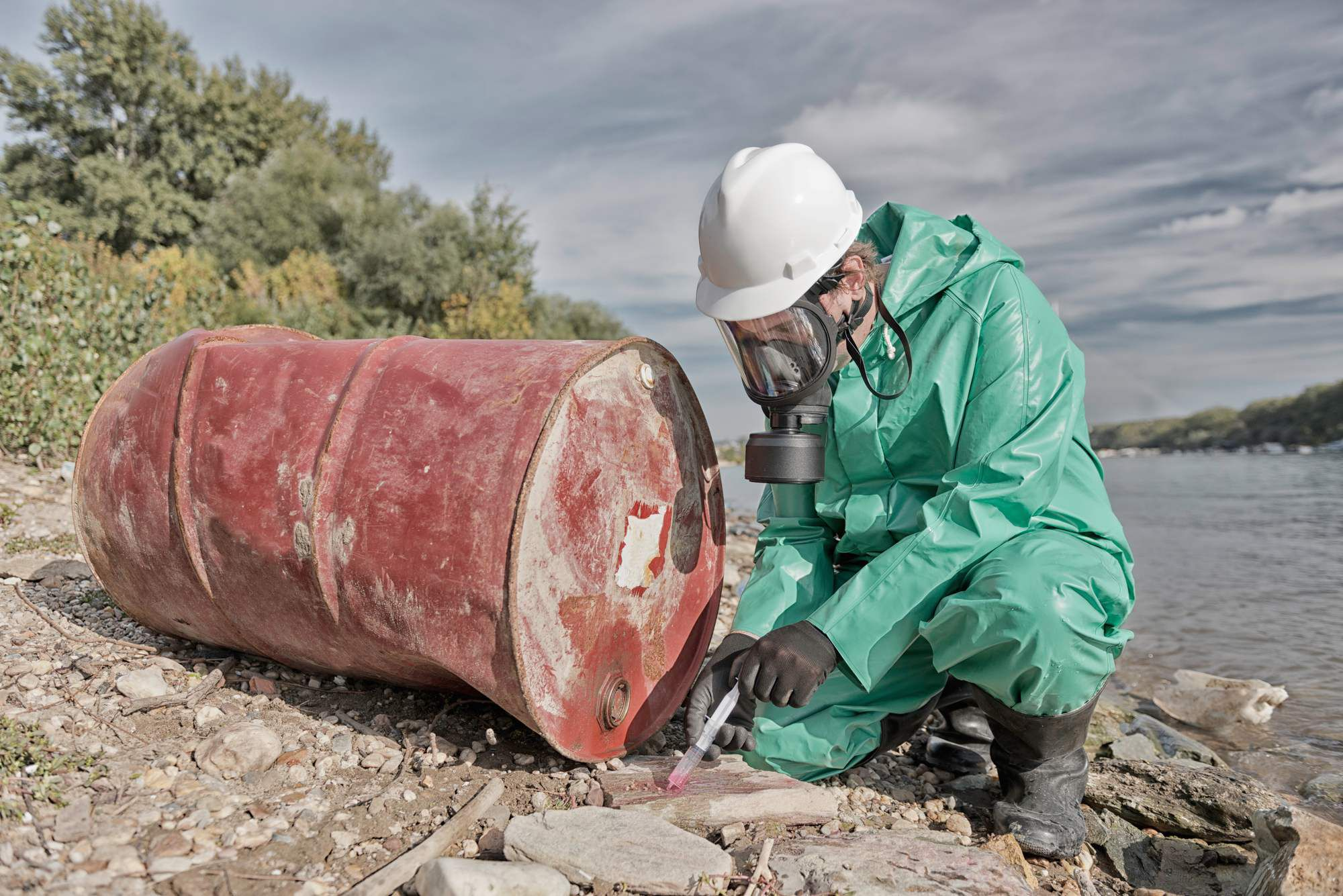Toxic Chemical Releases Prompt Class Action Litigation in St. Croix 6