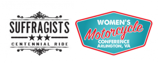 Alisa Clickenger and Women's Motorcycle Tours Announces Harley-Davidson as the Presenting Sponsor of the Suffragists Centennial Motorcycle Ride 6